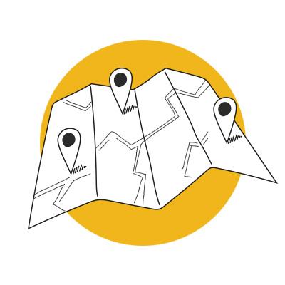 clipart cycle en terre carte revendeurs