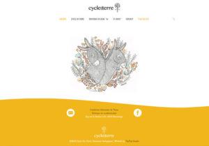 actus site cycle en terre screenshot
